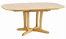 Ercol - Mantua Pedestal Dining Table