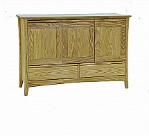 Ercol - Mantua Three Door Sideboard