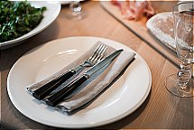 Neptune - Barton 24Pcs Cutlery Set - Charcoal