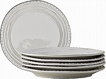 Neptune - Bowsley Dessert Plate Box of 6