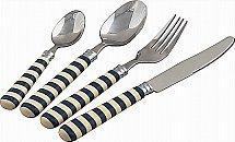 Neptune - Polperro 24Pcs Cutlery Set - Royal Blue