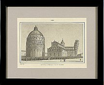 Neptune - Whitechapel Classical Rome 3-33cm X 27cm