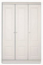 Vale Furnishers - Regatta Three Door Wardrobe