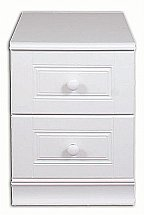 Vale Furnishers - Regatta Two Drawer Narrow Chest
