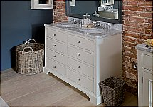 Neptune - Chichester 1240mm Undermount Double Drawer Washstand