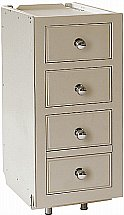 Neptune - Chichester 375mm 3 Drawer Base Cabinet