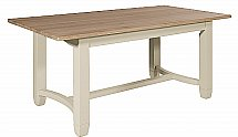 Neptune - Chichester Rectangular Oak Table