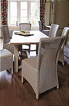 Neptune Chichester Rectangular Oak Table + Chairs