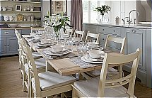 Neptune Chichester 180-290cm Extending Table  and Chairs