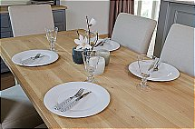 Neptune - Chichester 180-290cm Extending Table