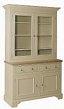 Neptune - Chichester 4Ft Glazed Rack Dresser
