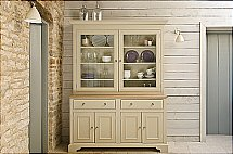 Neptune Chichester 5Ft Glazed Rack Original Dresser