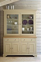 Neptune - Chichester 5Ft Glazed Rack Original Dresser