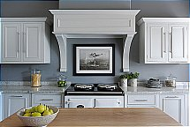 Neptune - Chichester Pair Of Cooker Hood Corbels