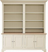Neptune - Chichester 6Ft Grand Bookcase