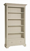 Neptune - Chichester Full Height Bookcase