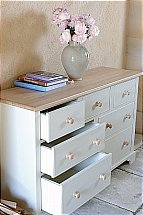 Neptune Chichester Grand Chest Of Drawers