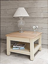 Neptune Chichester Low Lamp Table