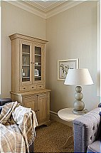 Neptune - Henley 3Ft Glazed Rack Oak Dresser