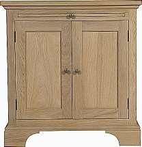 Neptune - Henley 3Ft Oak Sideboard