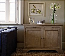 Neptune - Henley 4Ft Oak Sideboard