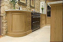 Neptune - Henley 400 Curved Door Base Cabinet