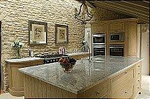 Neptune Henley 690 Full Height Double Appliance Cabinet - Larder