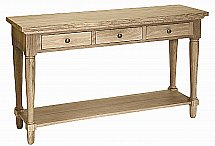 Neptune - Henley Oak Console Table