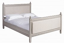 Neptune - Larrson 135cm Double Bed With High Footboard