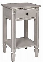Neptune - Larrson Open Bedside Table