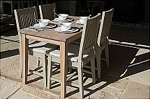 Neptune Malvern 125cm Rectangular Table