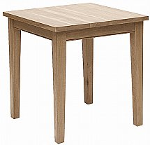 Neptune - Malvern 70cm Square Table