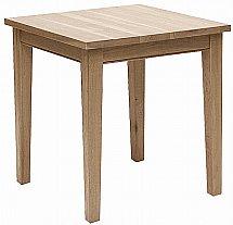 Neptune - Malvern 70cm Square Table