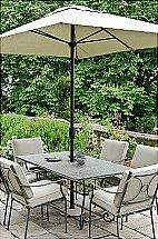 Neptune Monaco 170X95cm Table - Roman Edge
