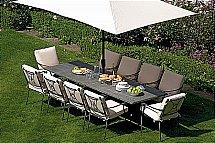 Neptune Monaco 280X95cm Table - Roman Edge