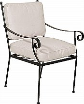 Neptune - Monaco Armchair With Cushion