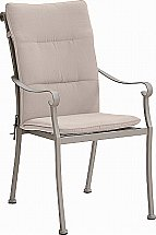 Neptune - Montpellier Carver Chair With Natural Cushion