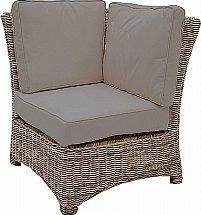 Neptune - Murano Modular Sofa - Corner - Warm Slate