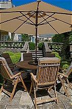 Neptune Oxford Garden Set