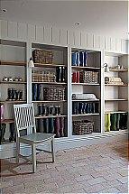 Neptune Pembroke Fitted Bookcase Shelves