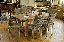 Neptune Salisbury 220cm Rectangular Oak Table