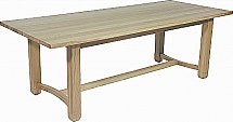 Neptune - Salisbury 220cm Rectangular Oak Table