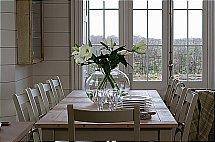 Neptune Suffolk Extending Seasoned Oak Table