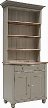 Neptune - Suffolk 3Ft Open Rack Dresser With Drawers