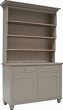 Neptune - Suffolk 4Ft Open Rack Dresser