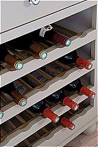 Neptune Suffolk 4Ft Wine Rack