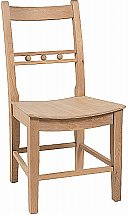 Neptune - Suffolk Natural Oak Chair