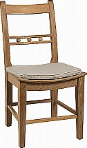Neptune - Suffolk Seasoned Oak Chair