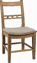 Neptune - Suffolk Seasoned Oak Chair