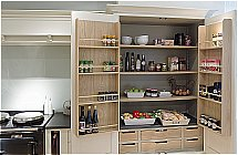 Neptune - Suffolk 1100 Full Height Larder Cabinet